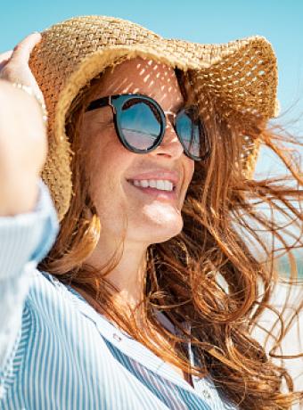 Dame solbriller